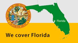 We cover Florida