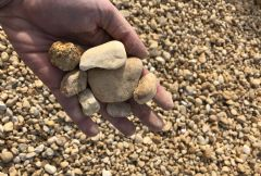 River Gravel image