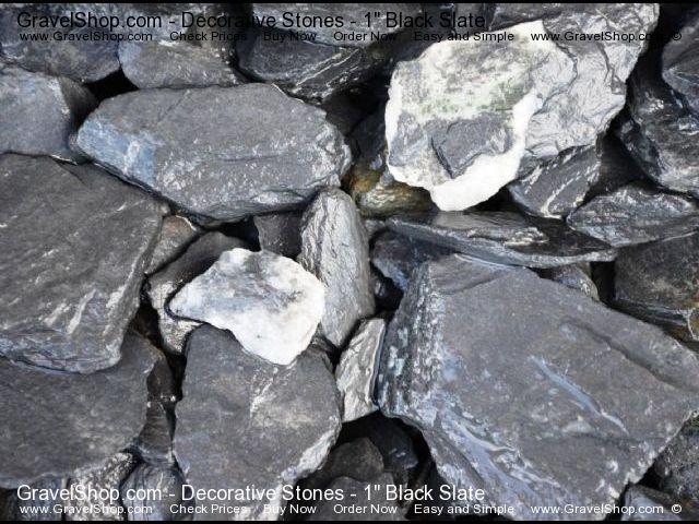 1 Black Slate