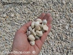 3/4 White River Gravel image