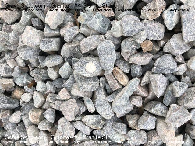 #4 Granite Stone