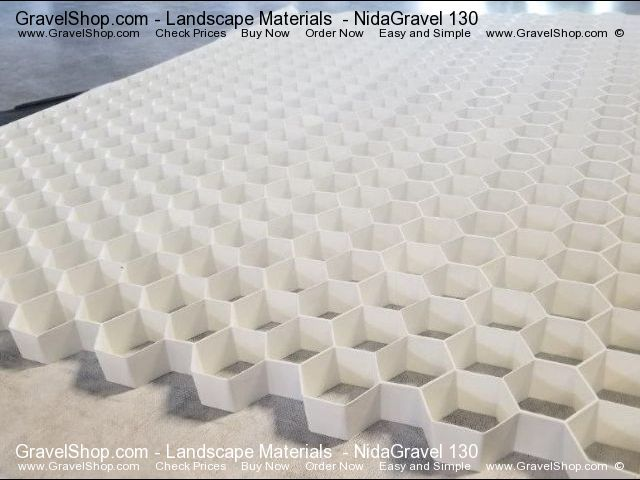 Nidagravel 130 Gravel Stabilizer Sheets